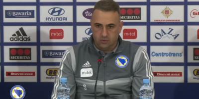 Ivaylo Petev: Svaki igrač će dobiti šansu protiv Kostarike, bitno mi je da vidim kako se ponašaju na utakmicama